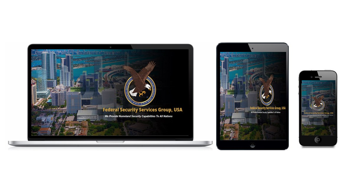 Federal Security Services Group, USA Website Designed By Softdion Technology
